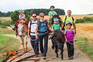 2 Tage Trekking für Familien